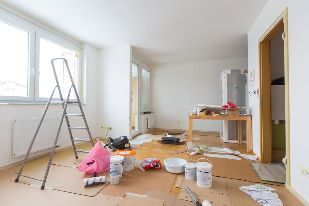 renoverar hemma